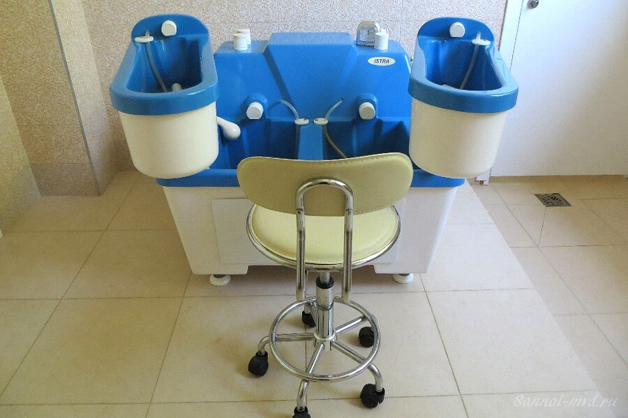 Гидротерапия фото аппарата