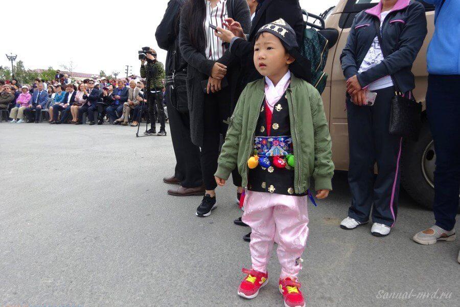 маленький кореец